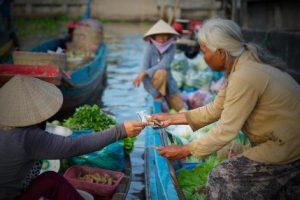 Khám phá chợ nổi Miền Tây sông nước