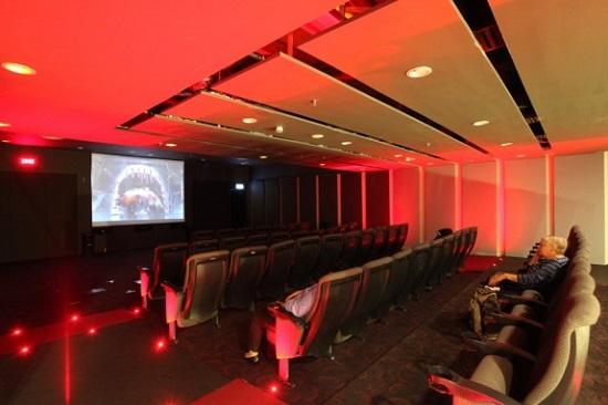 Sân bay quốc tế Changi có rạp chiếu phim miễn phí