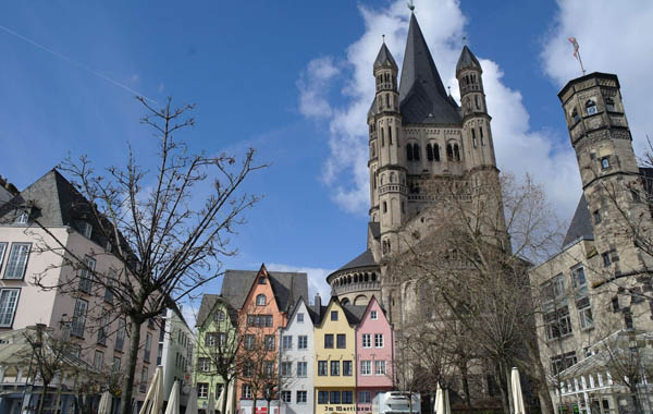 Nhà thờ chính tòa Köln