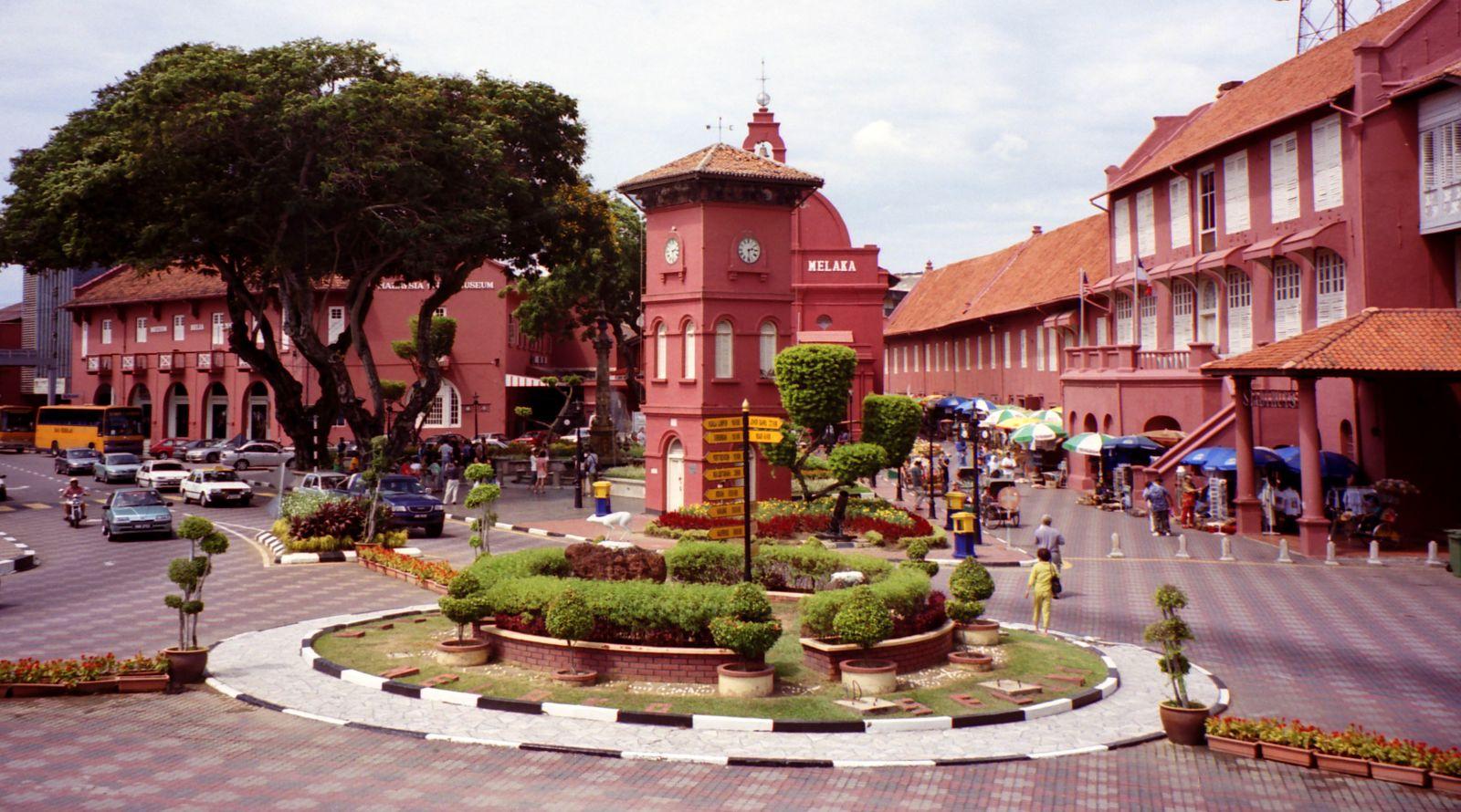 Quảng trường Hà Lan