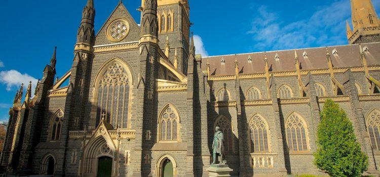 Nhà thờ lớn trên đường Patrick