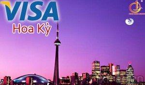 Các thủ tục làm Visa đi Mỹ bằng hộ chiếu công vụ