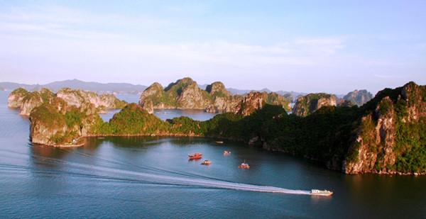 Vịnh Bái Tử Long Quảng Ninh