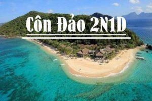 Du lịch Côn Đảo 2 ngày 1 đêm