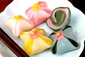 Thưởng thức ẩm thực ngày tết ở Hàn quốc !