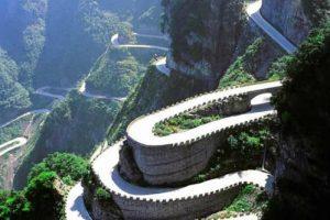 Cung đường nguy hiểm bậc nhất Thế Giới – Thiên Môn Sơn