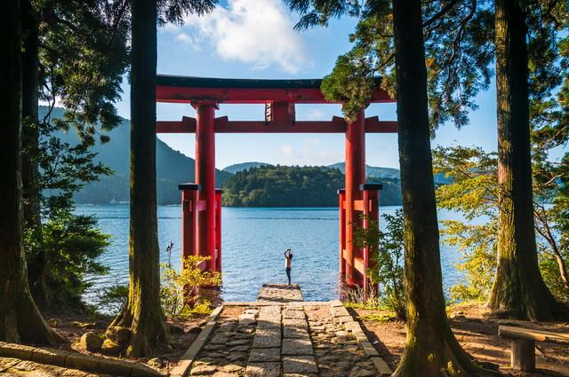 Đền thờ Hakone jinja