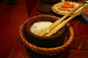 Cơm muối – Món ngon cung đình Huế !