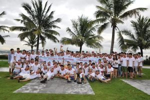 """Chương trình Team Building: """"Đoàn PASONA TECH"""" tại Paradise Tuần Châu Island"""