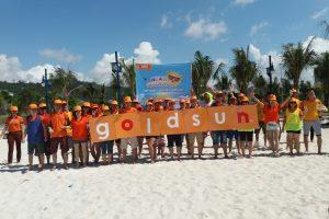"""Chương trình Team Building: """"We are Goldsuner"""""""