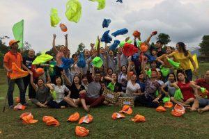 """Chương trình Team Building: """"Đoàn KLW Việt Nam"""" tại Zen Resort & Camping"""