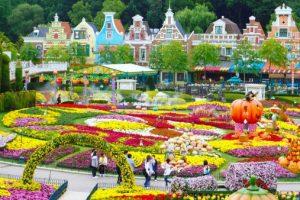 Tour du lịch Hàn Quốc 6N5Đ: Seoul – Everland – Nami