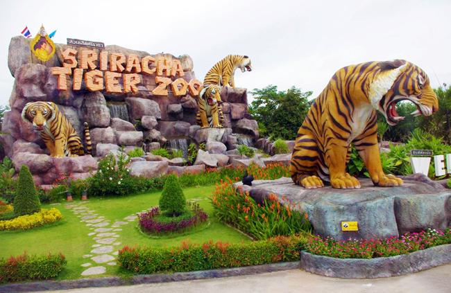 tour du lịch thái lan – Trại Hổ