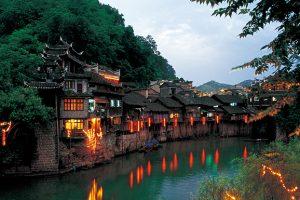 Tour du lịch Trung Quốc: TRƯƠNG GIA GIỚI-PHƯỢNG HOÀNG CỔ TRẤN