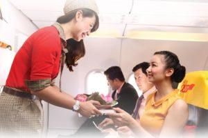 Đặc điểm từng hạng vé máy bay của hãng Vietjet Air