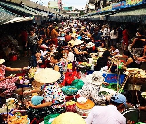 Chợ Hàn Đà Nẵng