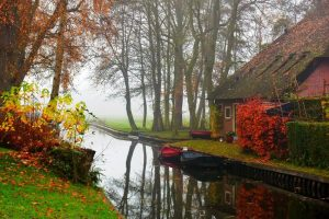 """Du lịch Hà Lan – Khám phá """"Làng không lối vào"""""""