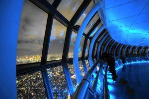 Du lịch Nhật Bản tham quan tháp truyền hình Skytree