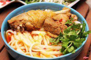 Đặc sản mỳ Quảng Đà Nẵng