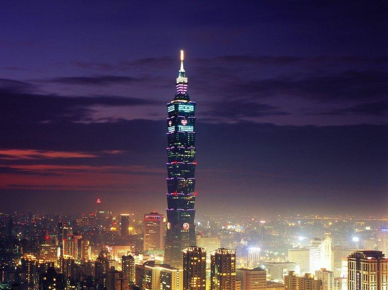 toà tháp 101