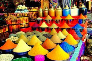 Bạn biết gì về chợ gia vị Spicy Souk trong tour Dubai?