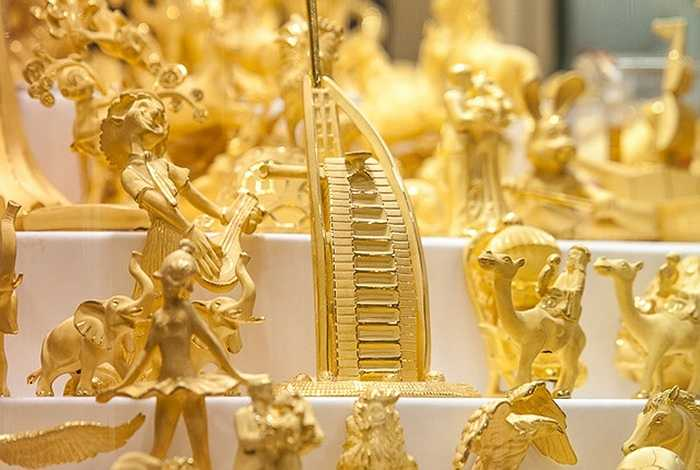 Những lưu ý khi chúng ta muốn mua vàng tại chợ vàng Dubai