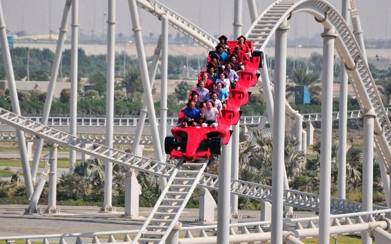 đi du lịch Dubai
