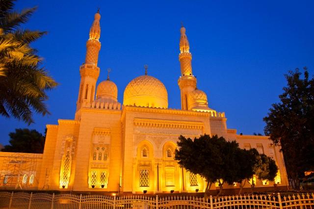 Nhà thờ Hồi giáo Jumeirah