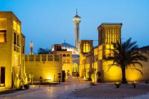 DU LỊCH DUBAI KHÁM PHÁ KHU PHỐ CỔ AL BASTAKIYA