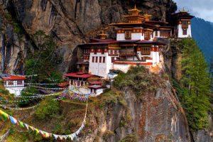 """Du lịch Bhutan 5 Ngày 4 Đêm: Khám phá """"Đất nước hạnh phúc"""""""