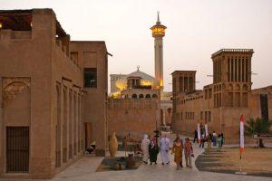 Tìm hiểu về khu phố cổ Bastakiya trước khi đi du lịch Dubai