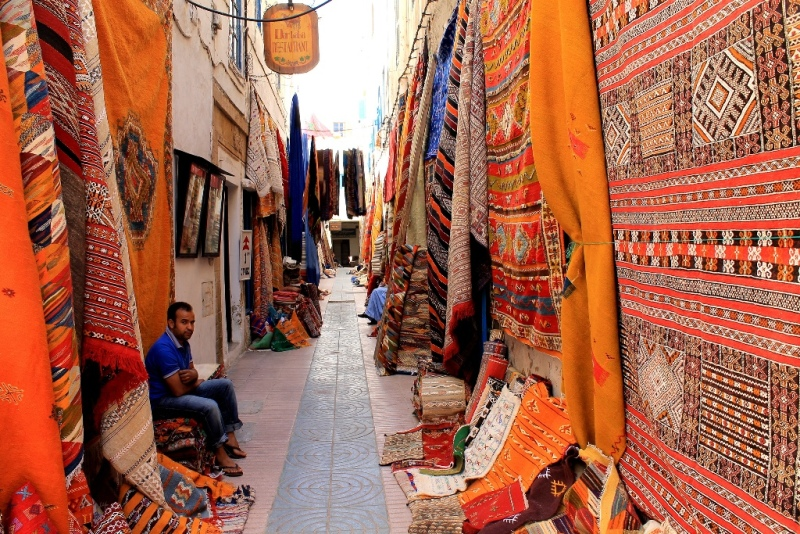 Chợ cổ Ba Tư - tour dubai 6 ngay 5 dem