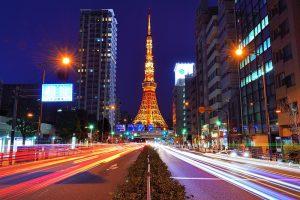 Những điểm tham quan hấp dẫn ở Nhật Bản về đêm