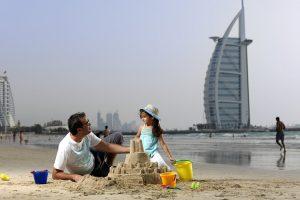 GHÉ THĂM CÔNG VIÊN VÀ BÃI BIỂN JUMEIRAH XINH ĐẸP TẠI DUBAI