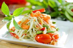 Du lịch Thái Lan nên ăn gì?