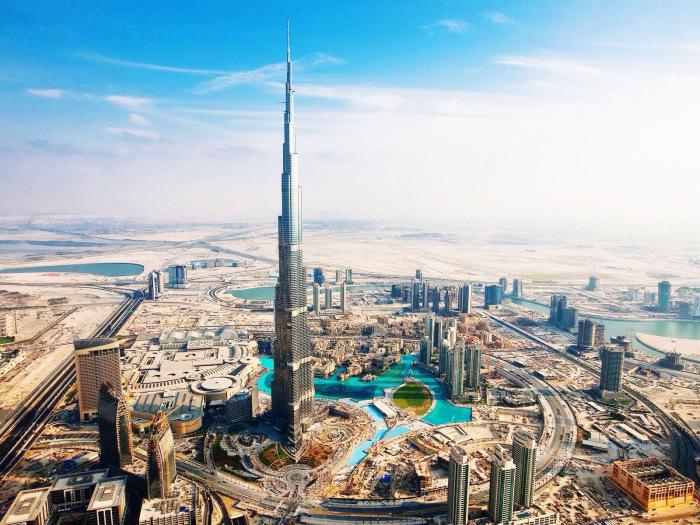 giá tour du lịch Dubai