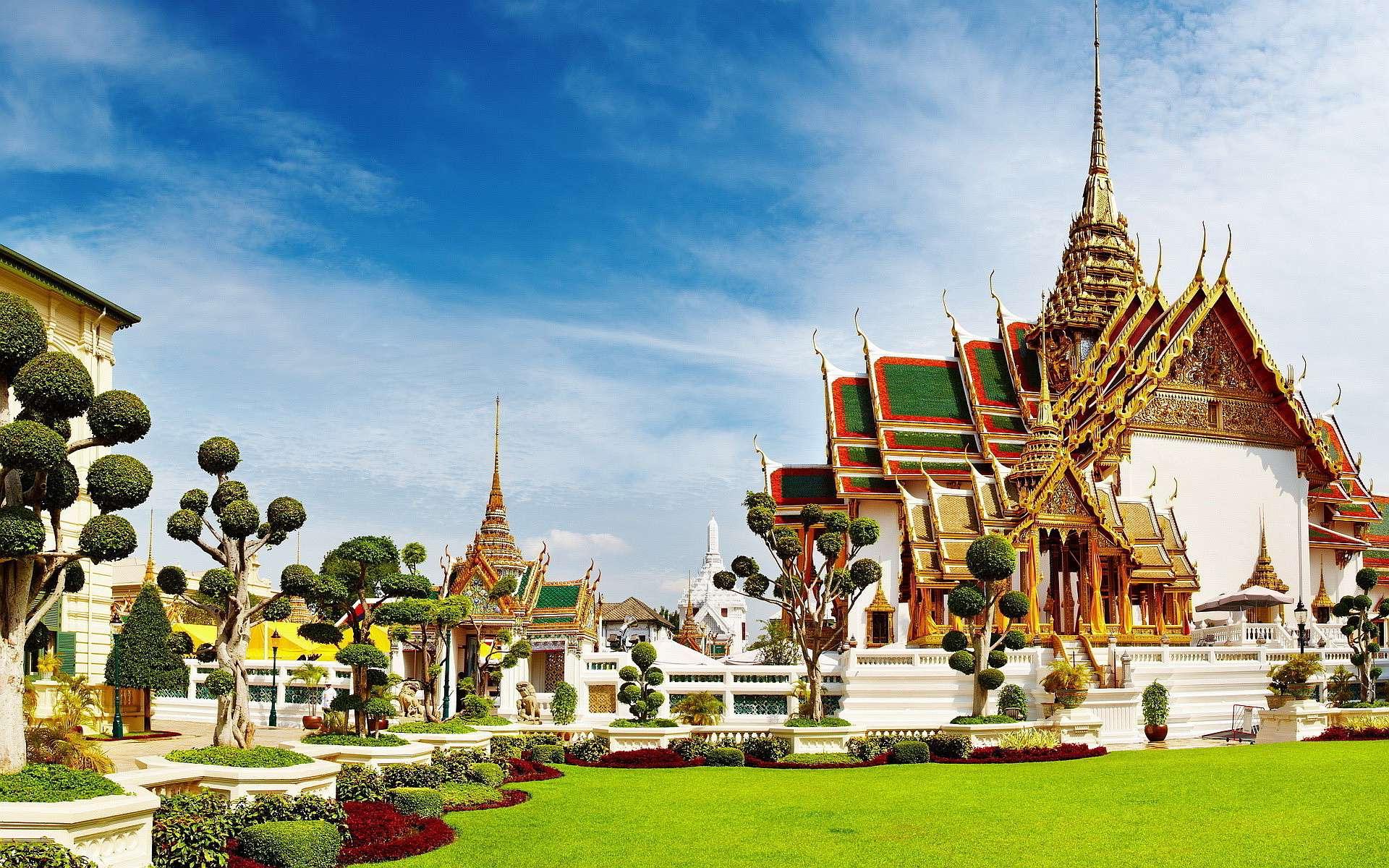 Grand Palace thái lan