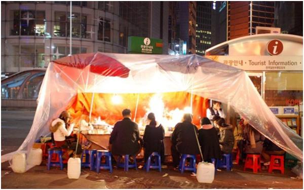 Khám phá thủ đô Seoul về đêm