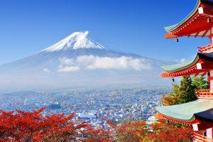 Đi du lịch Nhật Bản giá rẻ – Bạn nên đi vào mùa hè nhé!