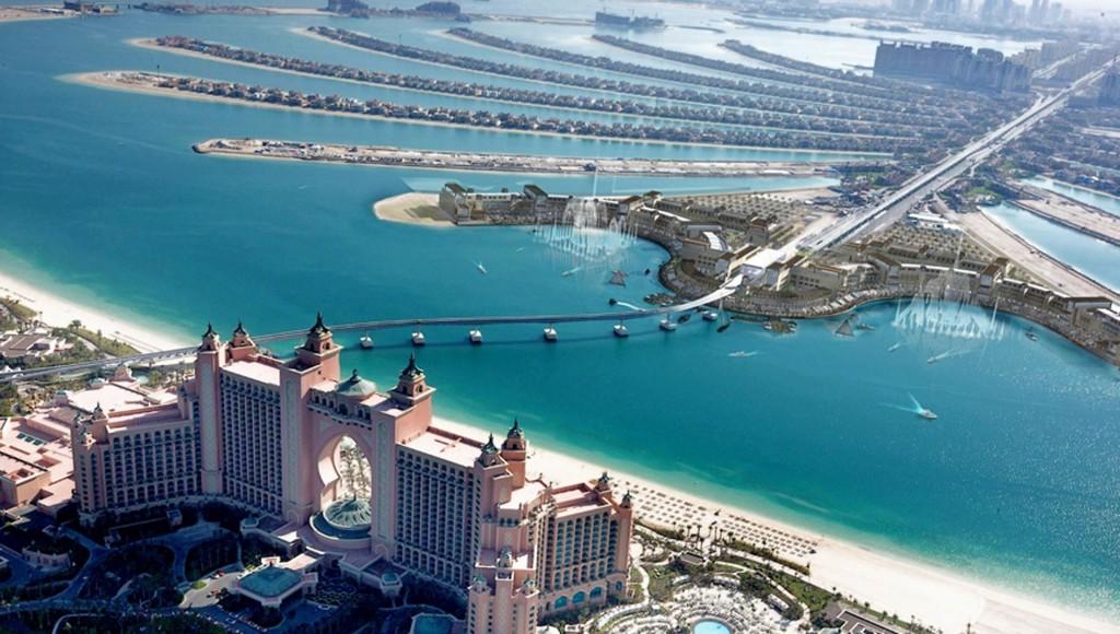 đảo nhân tạo World Islands Dubai