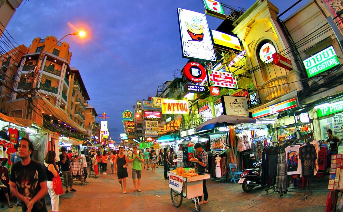 khám phá 5 khu chợ nổi tiếng ở thái lan