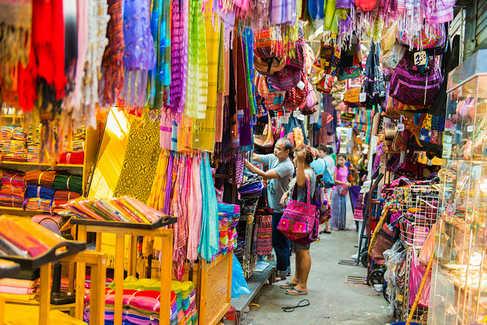 Thỏa sức mua sắm ở Thái Lan