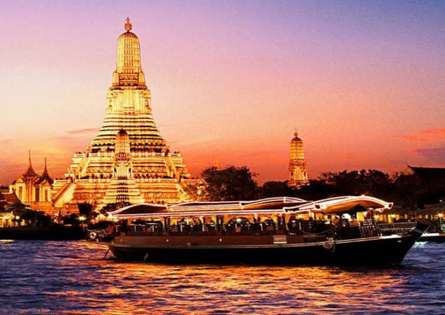 Du lịch Thái Lan ấn tượng với các kiến trúc thiết kế đằng cấp