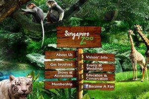 THAM QUAN NHỮNG SỞ THÚ ĐỘC ĐÁO TẠI SINGAPORE