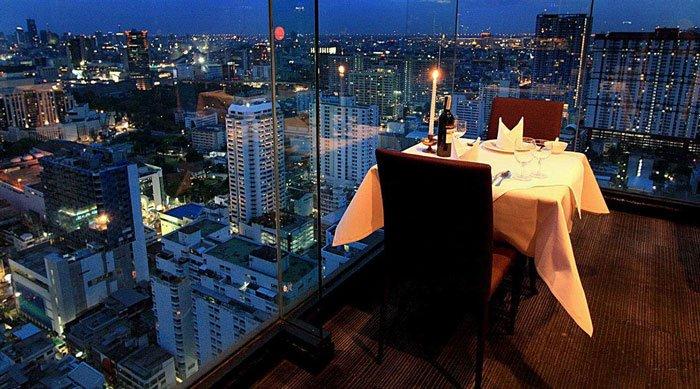 toà nhà Baiyoke sky cao nhất bangkok