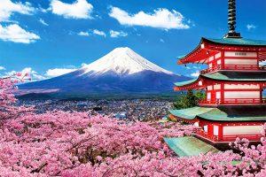 Những địa điểm ngắm núi Phú Sĩ đẹp nhất
