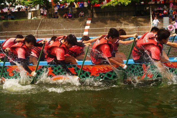những lễ hội độc đáo tại Đài Loan