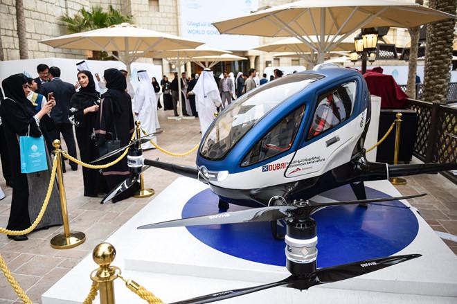 Taxi Bay Dubai