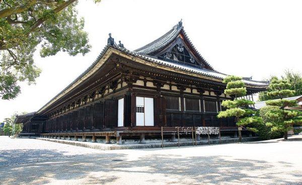 những ngôi chùa cổ nổi tiếng tại nhật bản