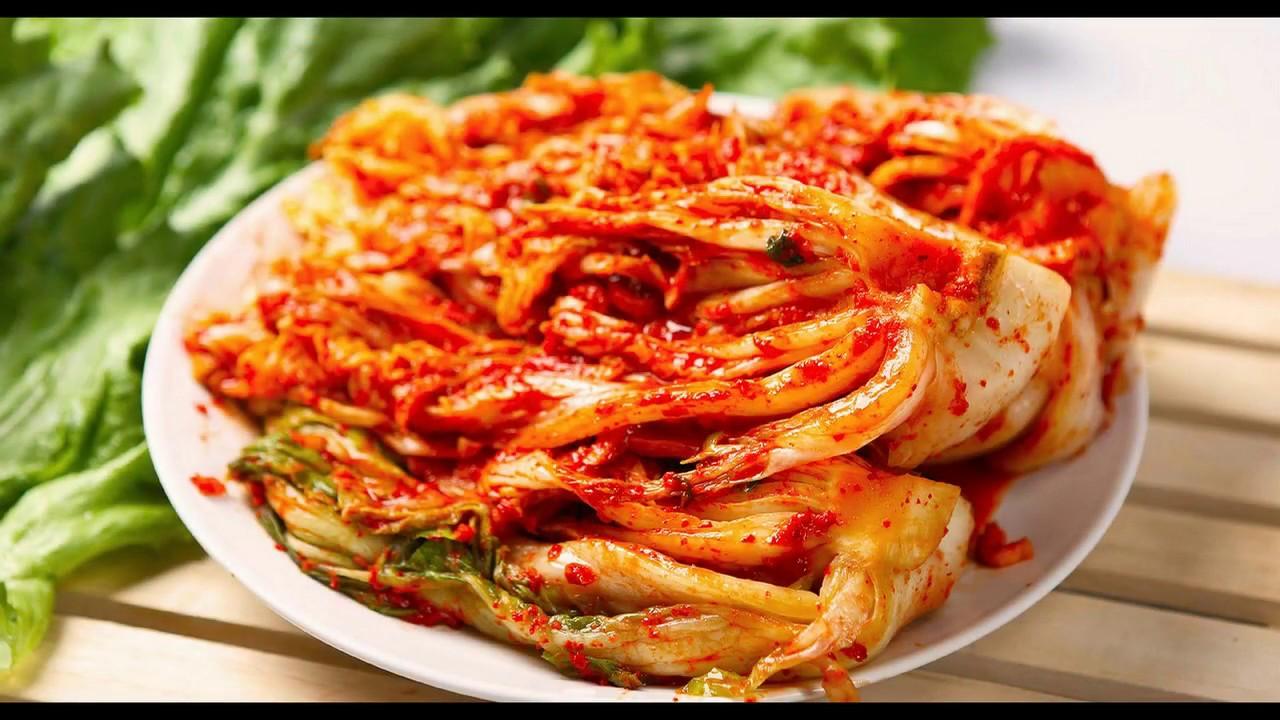Kim chi – đặc sản nổi tiếng xứ Hàn